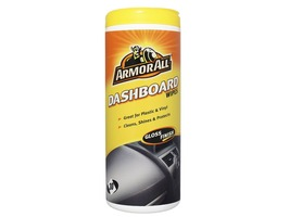 Armour All Dashboard Wipes Gloss Finish