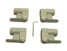 Dorema EasyGrip Pole Clamps