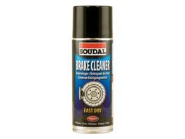 Soudal Brake Cleaner 400ml