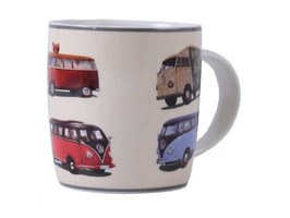VW Camper Bone China Mug - Gift Boxed