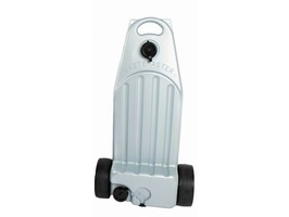 Wastemaster 38L Waste Water Carrier - Metallic Silver