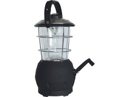 Streetwize 12 LED Wind Up Lantern