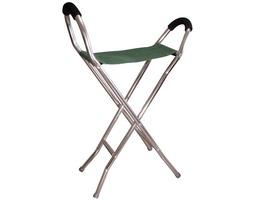 Streetwize Aluminium Walking Stick Seat