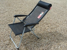 Crusader Lollipop Reclining High Back Chair