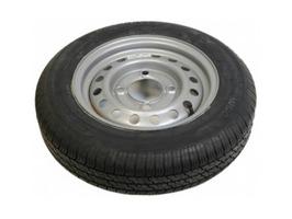 "Maypole Wheel & Tyre 145 x 13"""