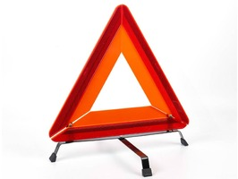 Maypole Deluxe Warning Triangle - EU Approved