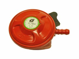 Patio Gas 27mm Clip On Gas Regulator
