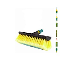 Neilson Deluxe Water Flow Thru Brush