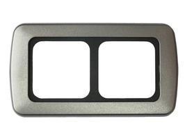 CBE Support &Outer Frame - Silver Flatline