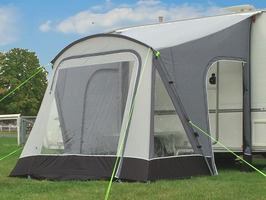 2017 Kampa Rapid 260 Caravan Porch Awning