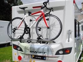 Thule Elite G2 Bike Rack Standard Version