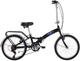 Raleigh Activ Fold A6 Alloy Folding Bike 20 Inch