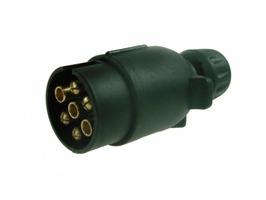 Maypole 12v 12N 7 Pin Plastic Plug