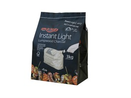 Bar-Be-Quick 3kg Instant Lighting Charcoal