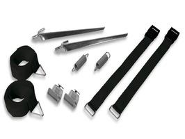 Fiamma Tie Down Kit S Caravanstore Black