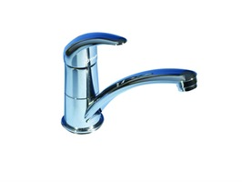 Whale Elite Mixer Tap Chrome