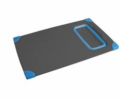 Kampa Chopping Board with Folding Waste Holder