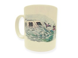 Caravan & Motorhome China Mugs