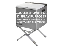 Dometic RC1200 & Brunner Cooler Up Stand Package