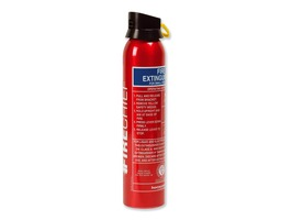 Dry Powder Fire Extinguisher 600g - ABC Fire Rating