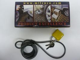 Milenco Accessory Lock