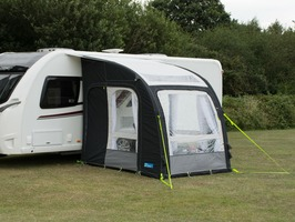 2017 Kampa Rally AIR Pro 200 Caravan Awning