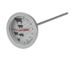 Metaltex Metal Meat Thermometer