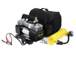 Durite 12V Portable Twin Piston Air Compressor