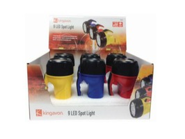 Kingavon 9 LED Spotlight Torch