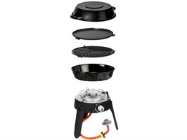 Cadac Safari Chef 2 BBQ LP (Low Pressure Gas Supply)