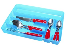 Camp 4 Cutlery Tray  6 Compartment