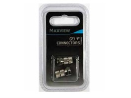 Maxview  'F' Connectors