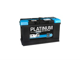 Platinum AGM 100Ah Leisure Plus Battery