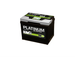Platinum 75Ah Leisure Battery