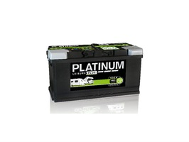 Platinum 100 Ah Leisure Plus Battery