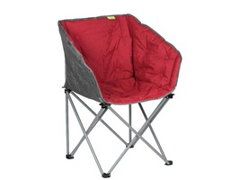 Kampa Folding Tub Chair Red