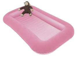 Kampa Airlock Junior Bed Candyfloss Pink