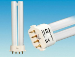 9Watt 4 Pin PL Replacement Tube