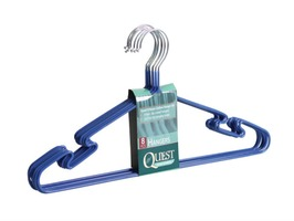 Quest Clothes Hangers 8pc Set
