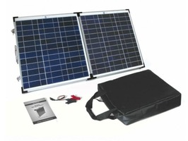 PV Logic Portable Foldup Solar Panel 60 Watt