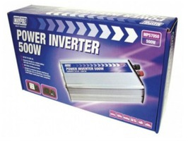 Maypole 500 Watt 12V Power Inverter