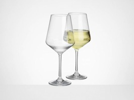 Flamefield Savoy Unbreakable Polycarbonate Standard Wine Glass 2 Pack
