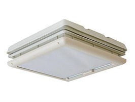 Fiamma 50 x 50 Vent White with Blind