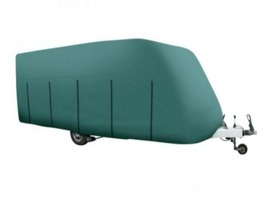 Maypole Caravan Winter Storage Covers Green - Sizes 12 ft to 25 ft