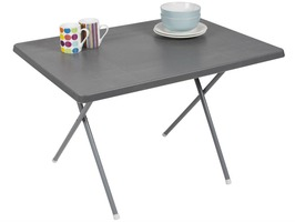 Kampa Duplex Large Camping Table Grey