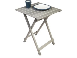 Kampa Aluminium Leaf Side Slat Table