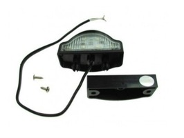Maypole 12/24v LED Number Plate Light