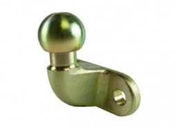 Maypole Standard 50mm Flange Towball EU Approved