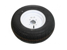 Maypole Trailer Tyre and Wheel 145 x 13""