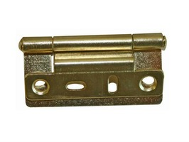 W4 Cranked Hinge Bronze Pack 2